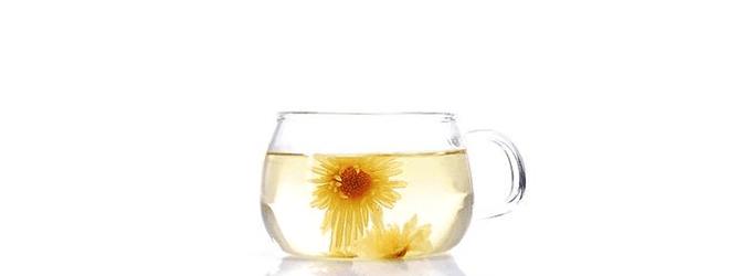 尿酸値降下に効く菊花茶
