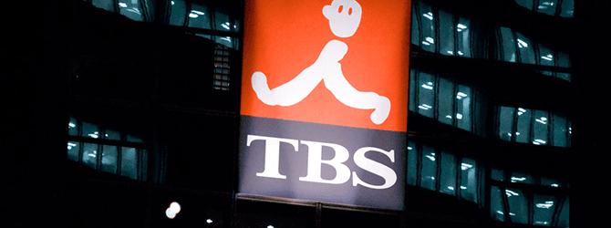 TBSのロゴ